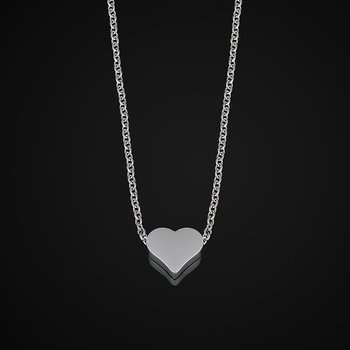 "Halsband ""minihjärta"""