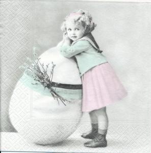 Easter Girl    sa4007