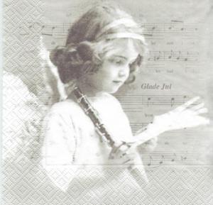 Ängel med flöjt    sa4012