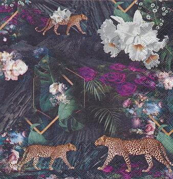 Gepard i djungel