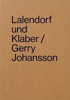 Gerry Johansson - Lalendorf und Klaber