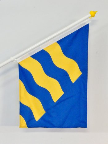 Landskapsflagga Norrbotten