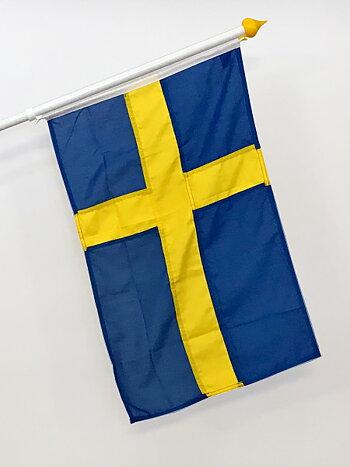 Sveriges fasadflagga