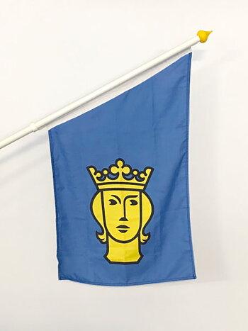 S:t Erik fasadflagga