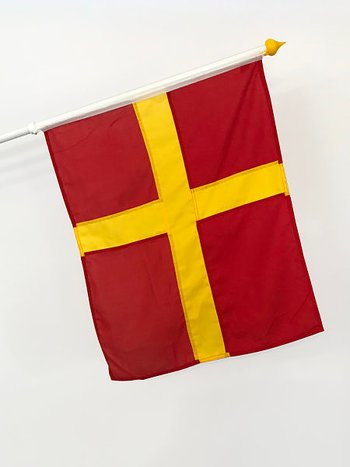Regionsflagga Skåne