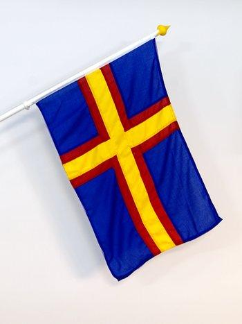 Regionsflagga Hälsingland