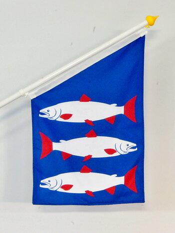 Landskapsflagga Ångermanland