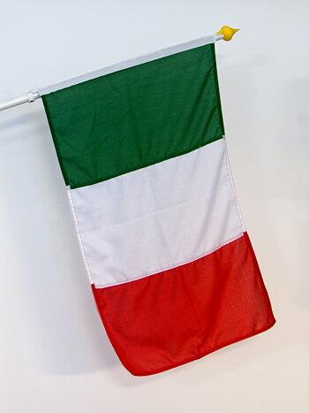 Italiens fasadflagga