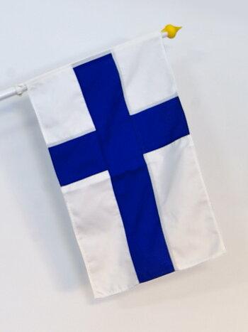 Finlands fasadflagga