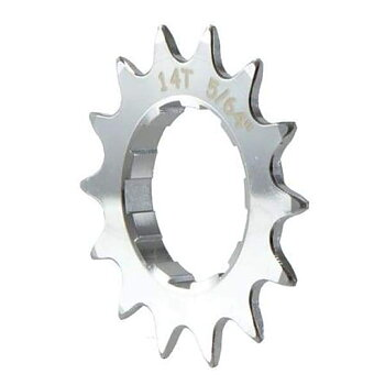 Gusset Double Six Singlespeed 3/32 Cog