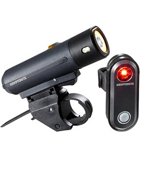 Kryptonite Street F-300 & Avenue R-30 Light set USB