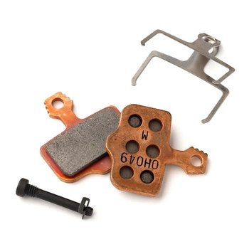 SRAM AVID Disc Brake pad Set Metal Sintered With Steel Backing Plate