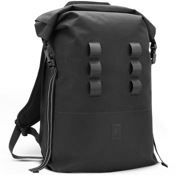 Chrome Urban Ex 2.0 Rolltop 30L Black Backpack