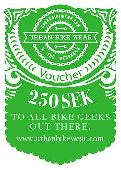 Gift Certificate 250 sek