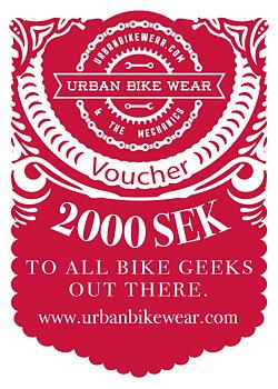 Gift Certificate 2000 sek