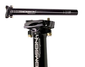 Thomson Masterpiece Sadelstolpe Svart 27,2mm, 330mm, Inline