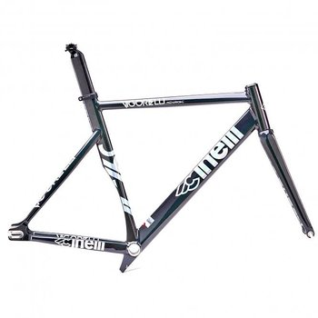 Cinelli Vigorelli Shark Dark Grey 2021 Frameset