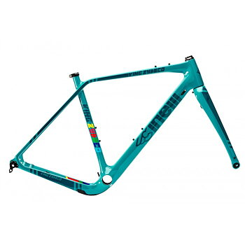 Cinelli King Zydeco Deep Waters 2021 - Ramset