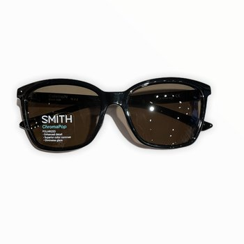Smith Colette Shiny Black /CP PZ Grey Sunglasses