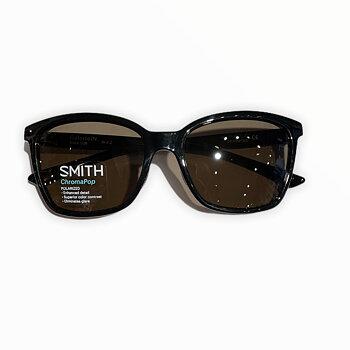 Smith Colette Shiny Black /CP PZ Grey Solglasögon
