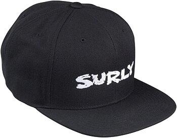 Surly Logo Snapback Baseballkeps