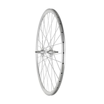 Halo Aerotrack Rear Wheel Silver 32H Freewheel/Fixed
