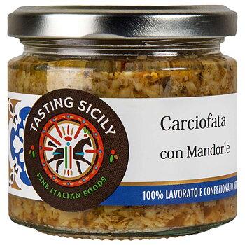 Tasting Sicily Kronärtskockakräm - 170g
