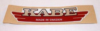 """Emblem 3D Kabe Vinge """"Sverige"""""""