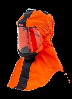 Protective hood CA-2 orange