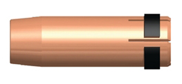 Gas nozzle conical MB-501