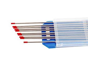 Tig electrode red 1,0 x 175 mm