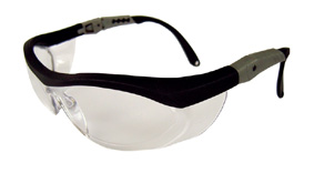 Safety glasses UV-5700 clear