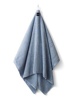 DUSCHHANDDUK DIRTY BLUE, Ljusblå hängare
