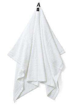 DUSCHHANDDUK HOTEL WHITE,  Svart hängare
