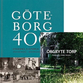 Göteborg 400 år + Örgryte Torp