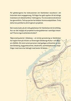 Tågtunnelmysteriet i Göteborg – en kritisk granskning av Västlänken