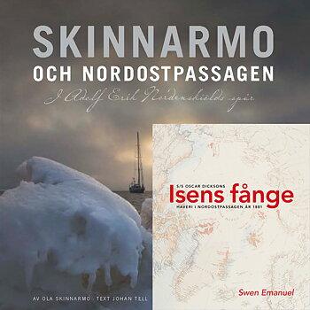 Skinnarmo och Nordostpassagen + Isens fånge