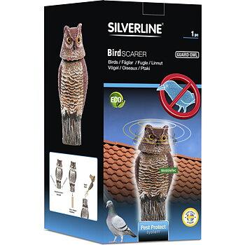 Fågelskrämma Guard Owl Uggla