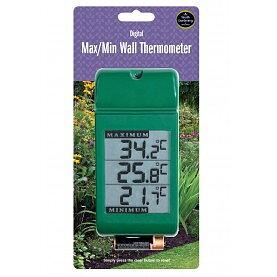 Digital min/max väggtermometer