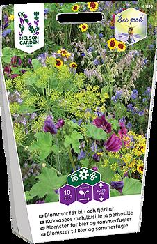 Blommor för Bin och Fjärilar Nelson Garden 20g