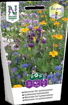 Blommor för nyttoinsekter 20g Nelson Garden
