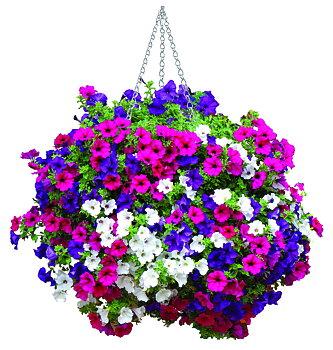 Ampelduk, Hanging basket liner 2-pack