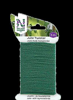 Jute Twister Grön