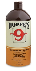 "Hoppe´s No. 9 NO.9, Gun Oil Field Wipes i ""No. 9 flaska"""