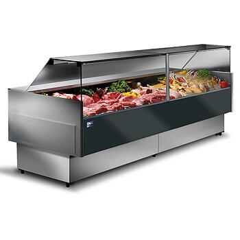 Kyldisk för kött, 2480mm