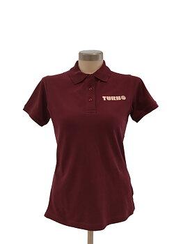 "Polo Shirt ""Turbo"", Woman"