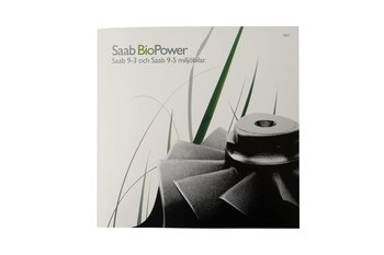 Saab BioPower, swedish edition