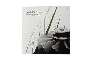 Saab BioPower, english edition