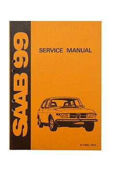 Saab 99 service manual