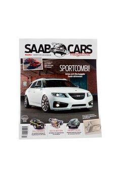 Saab Cars Magzine no 5 (Swedish edition)